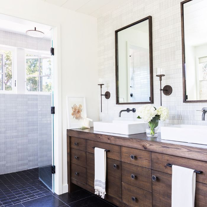 20 Bathroom Tile Ideas That Are All The Inspiration You Need