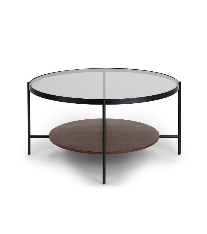 20 Small Round Coffee Tables To Maximize Your Tiny Space