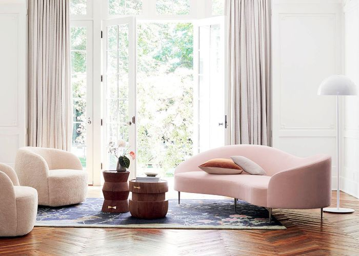 These Are the 7 Biggest Home Décor Trends of 2019 on modern home design trends, 90s home decorating, home decor trends, current home design trends, 90s architecture, 90s interior design, retro home design trends, graphic design trends, 90s graphic design,