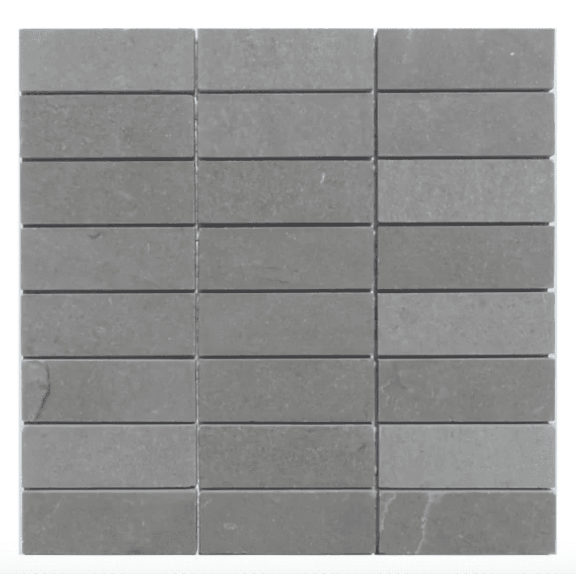 Stacked gray tile