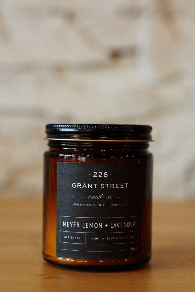 Meyer Lemon + Lavender