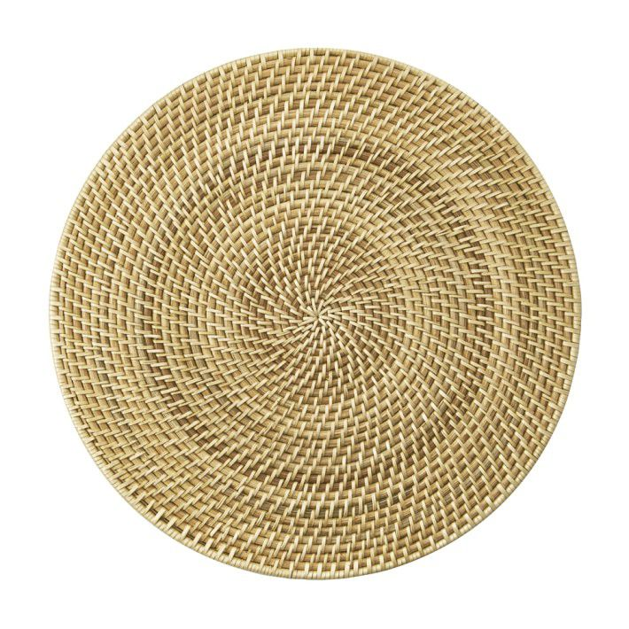 Round Hapao Placemat