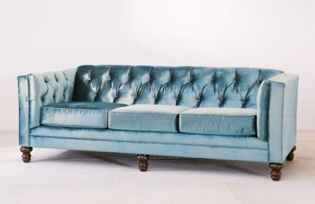 Phenomenal 7 Velvet Sofas To Make Any Room Look Luxe Instantly Pabps2019 Chair Design Images Pabps2019Com
