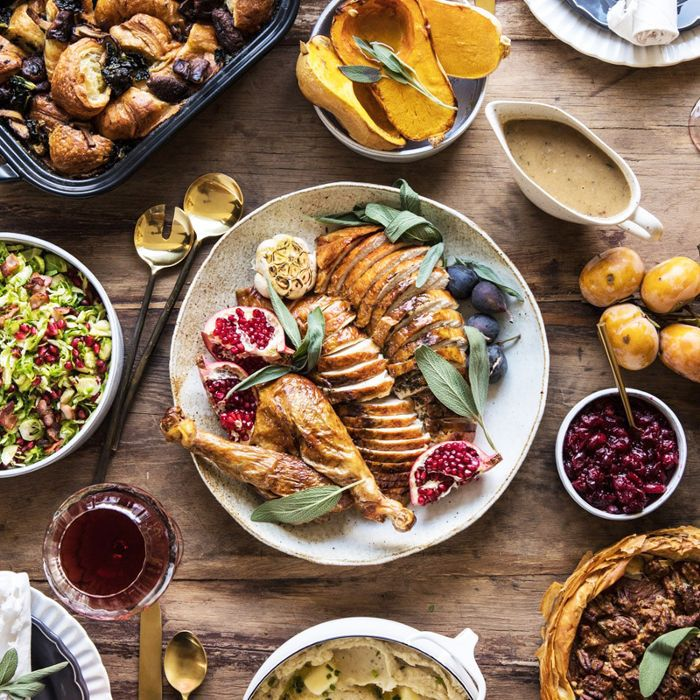 Thanksgiving dishes a nutritionist would never eat