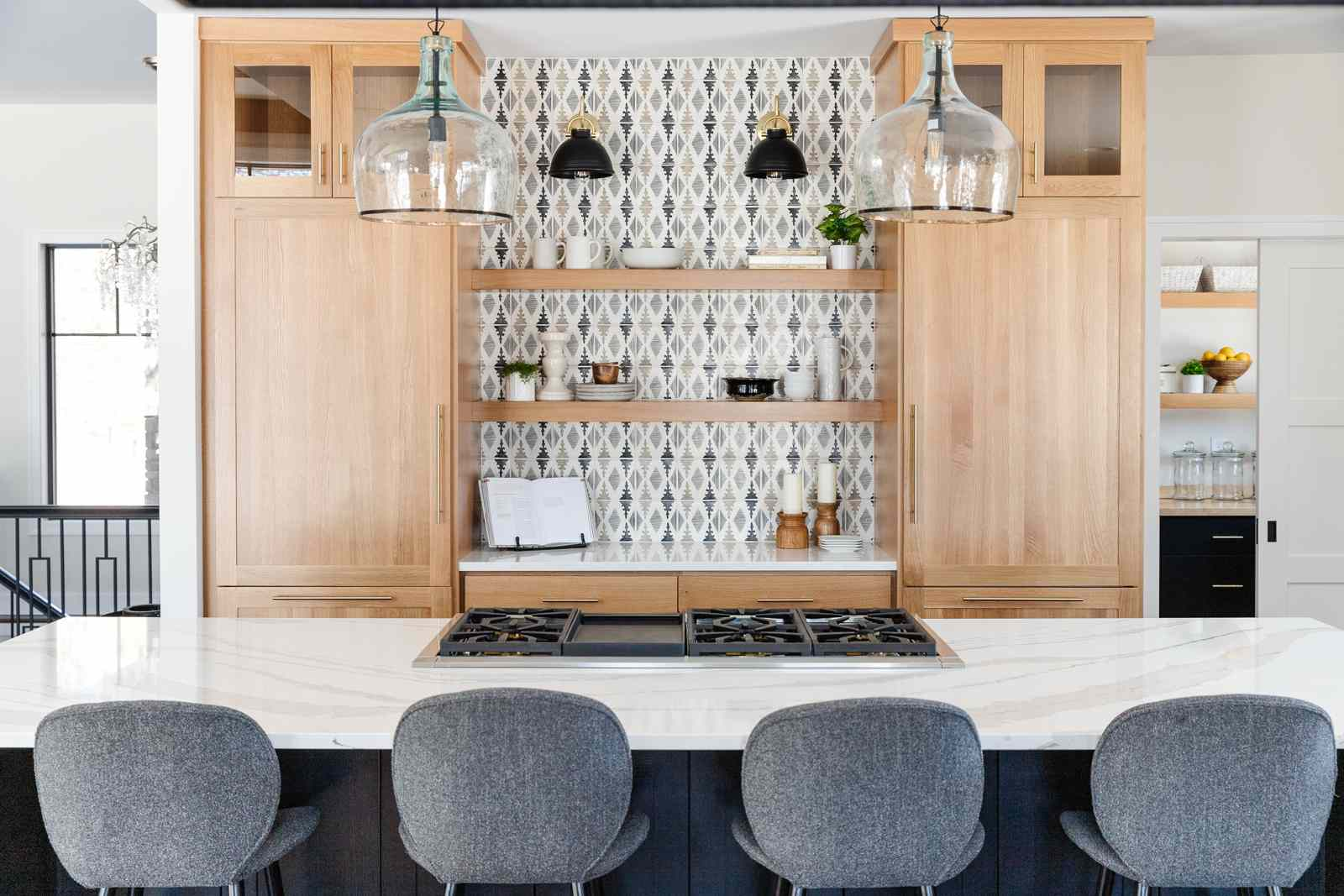 20 Open Kitchen Cabinet Ideas That Embrace The Trend
