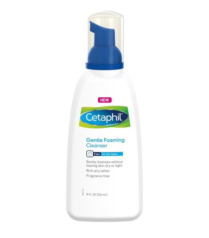 Cetaphil Gentle Foaming Facial Cleanser Best Skincare at Target