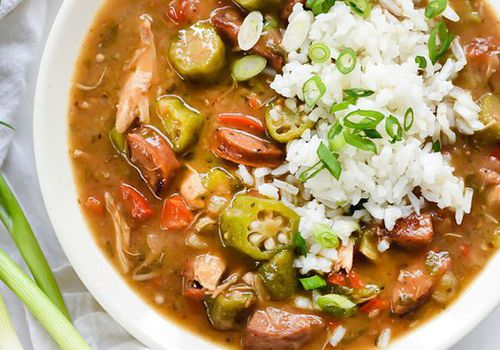 Foodmbo Crush Gumbo: platos clásicos cajún