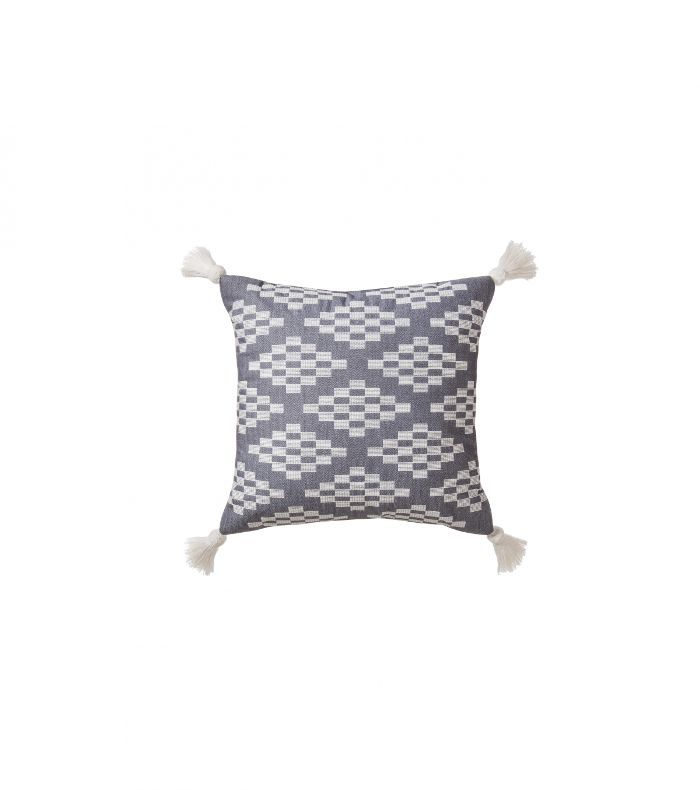 Nate Berkus for Target Herringbone Embroidered Square Decorative Pillow