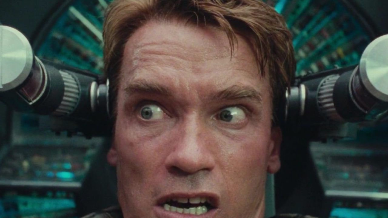 best 90s movies - total recall