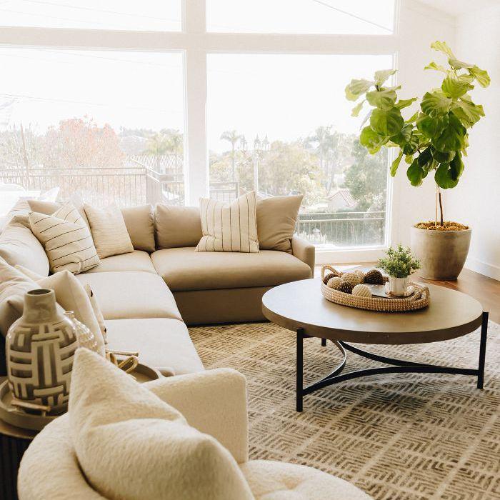 Chriselle Lim—Modern living room