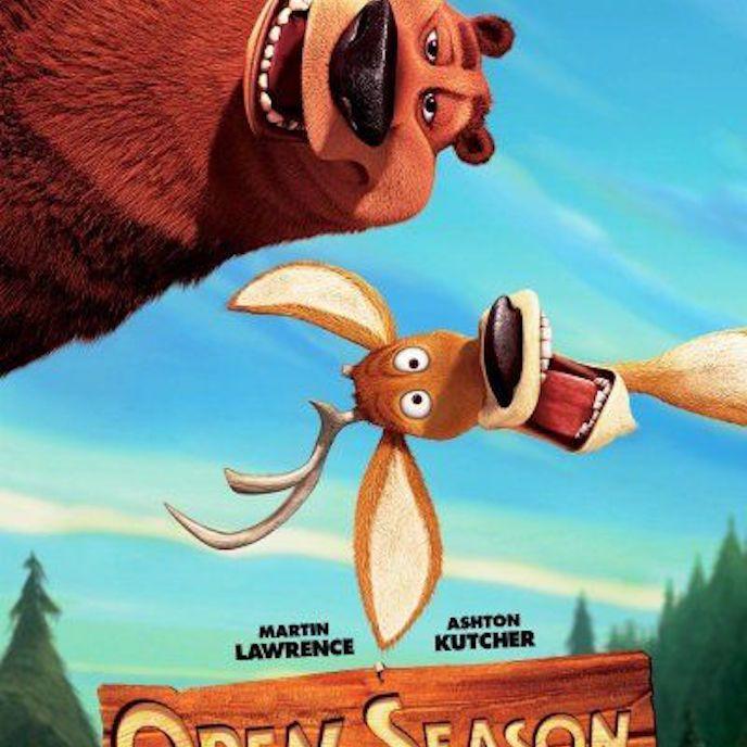 Open Season movie poster