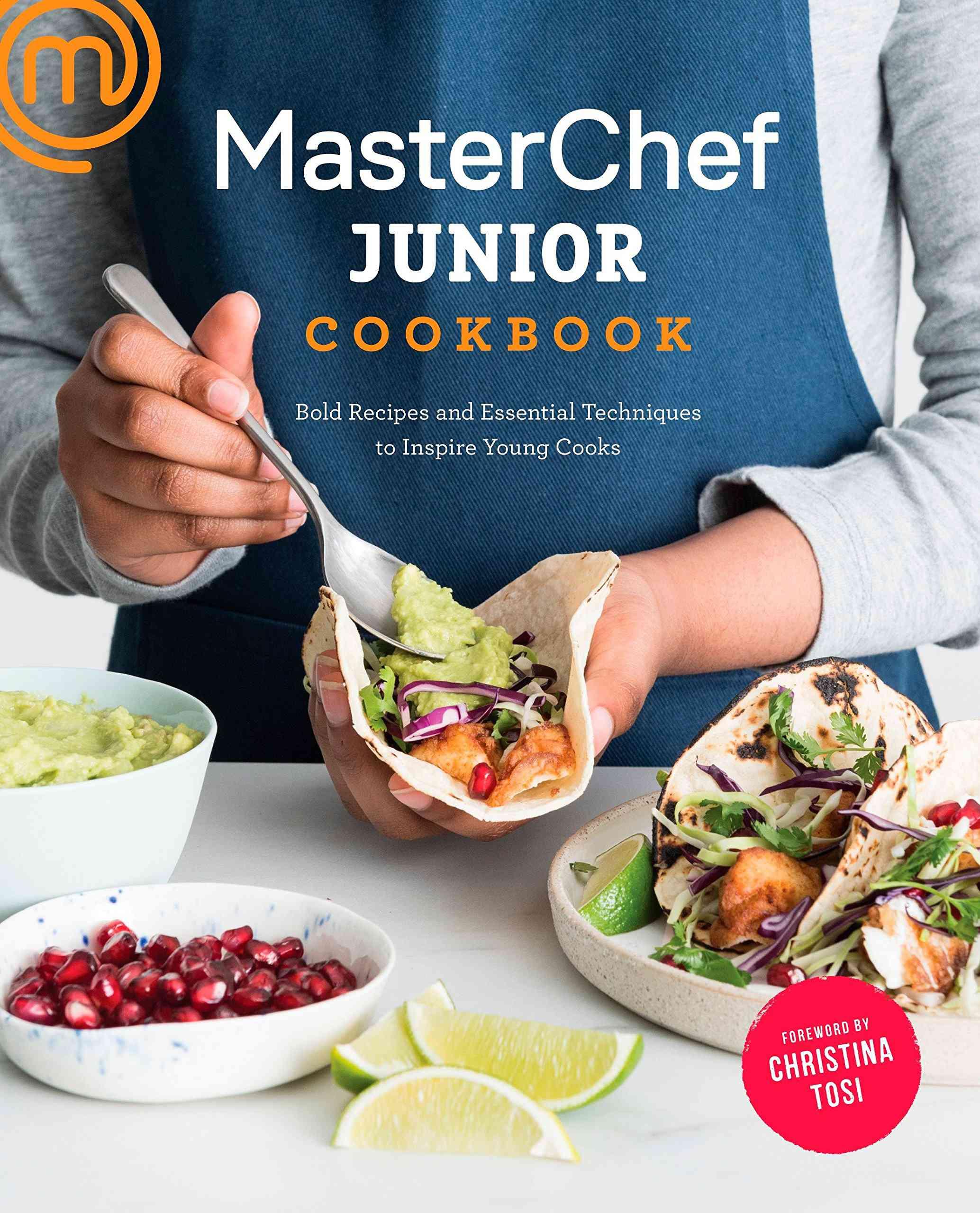 libro de cocina junior masterchef