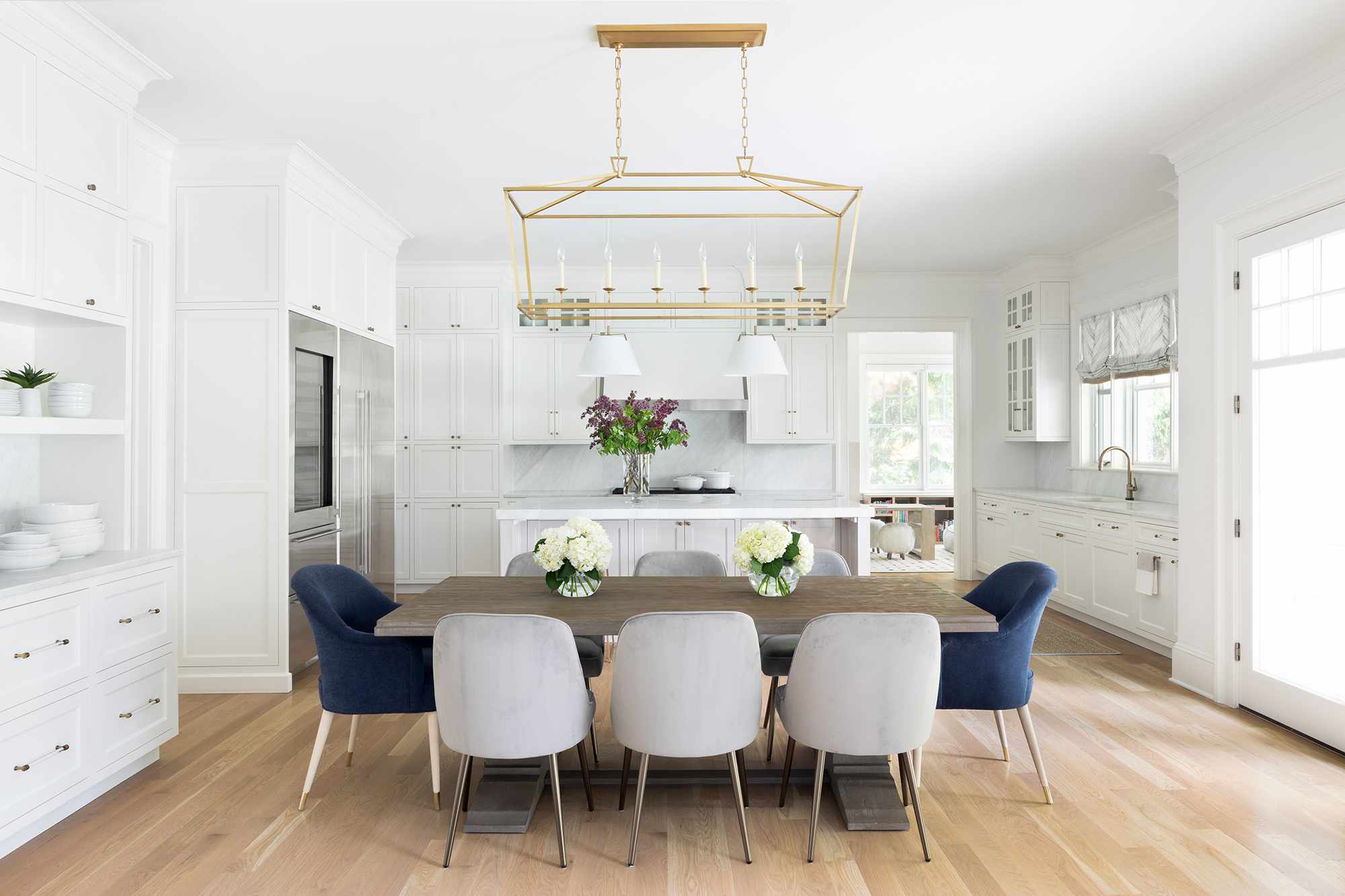 new jersey home tour - kitchen