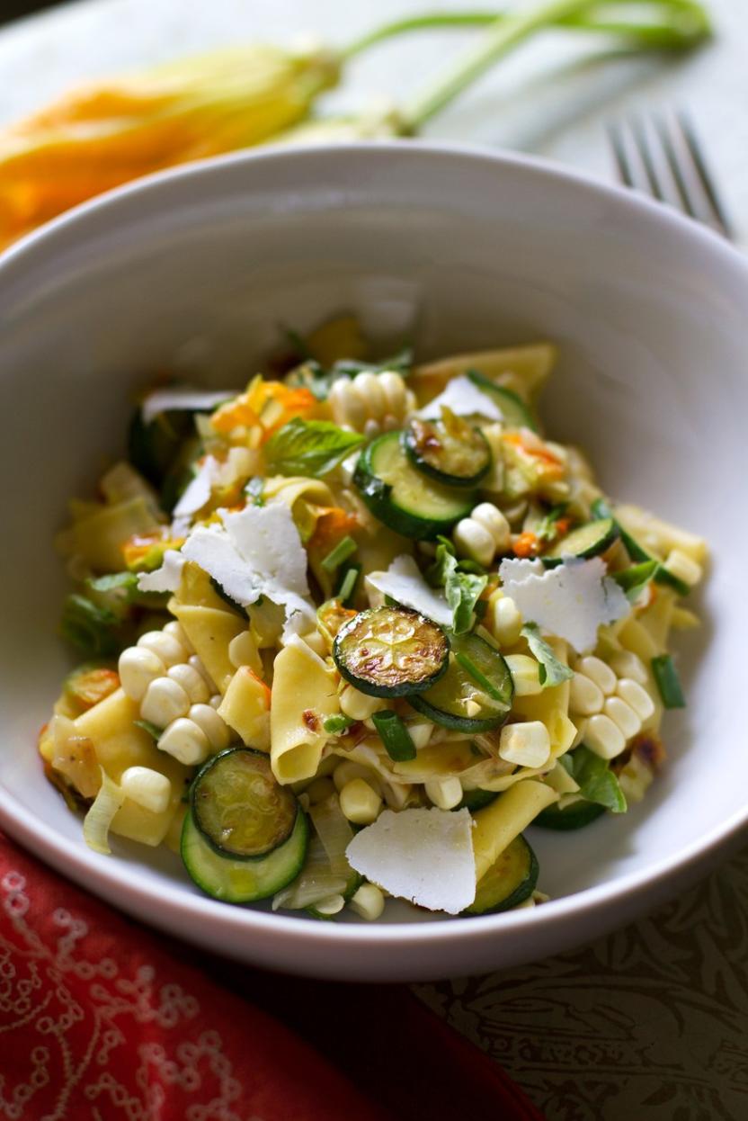 15 Summer Pasta Recipes to Get You Through the Season