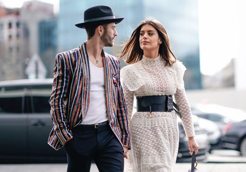 Street style couples