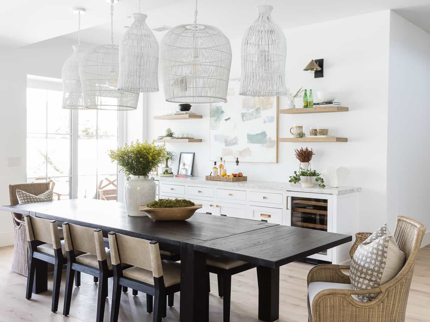 26 Dining Room Light Fixture Ideas You, Rustic Dining Room Lighting
