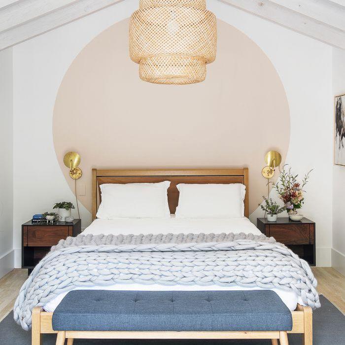 Hamptons Home Bedroom