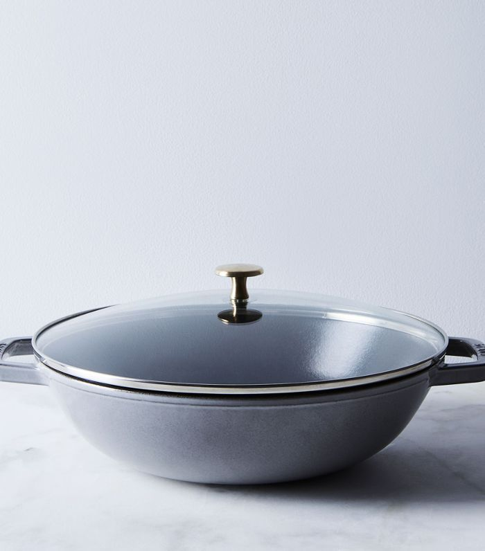 Staub Perfect Pan with Glass Lid