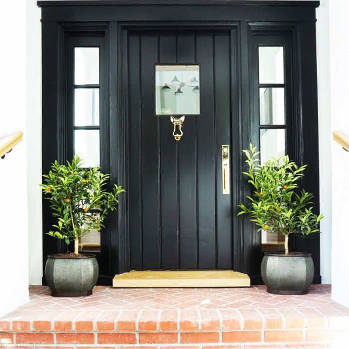 Your guide to finding the best color to paint your front door - Best front door colors ...