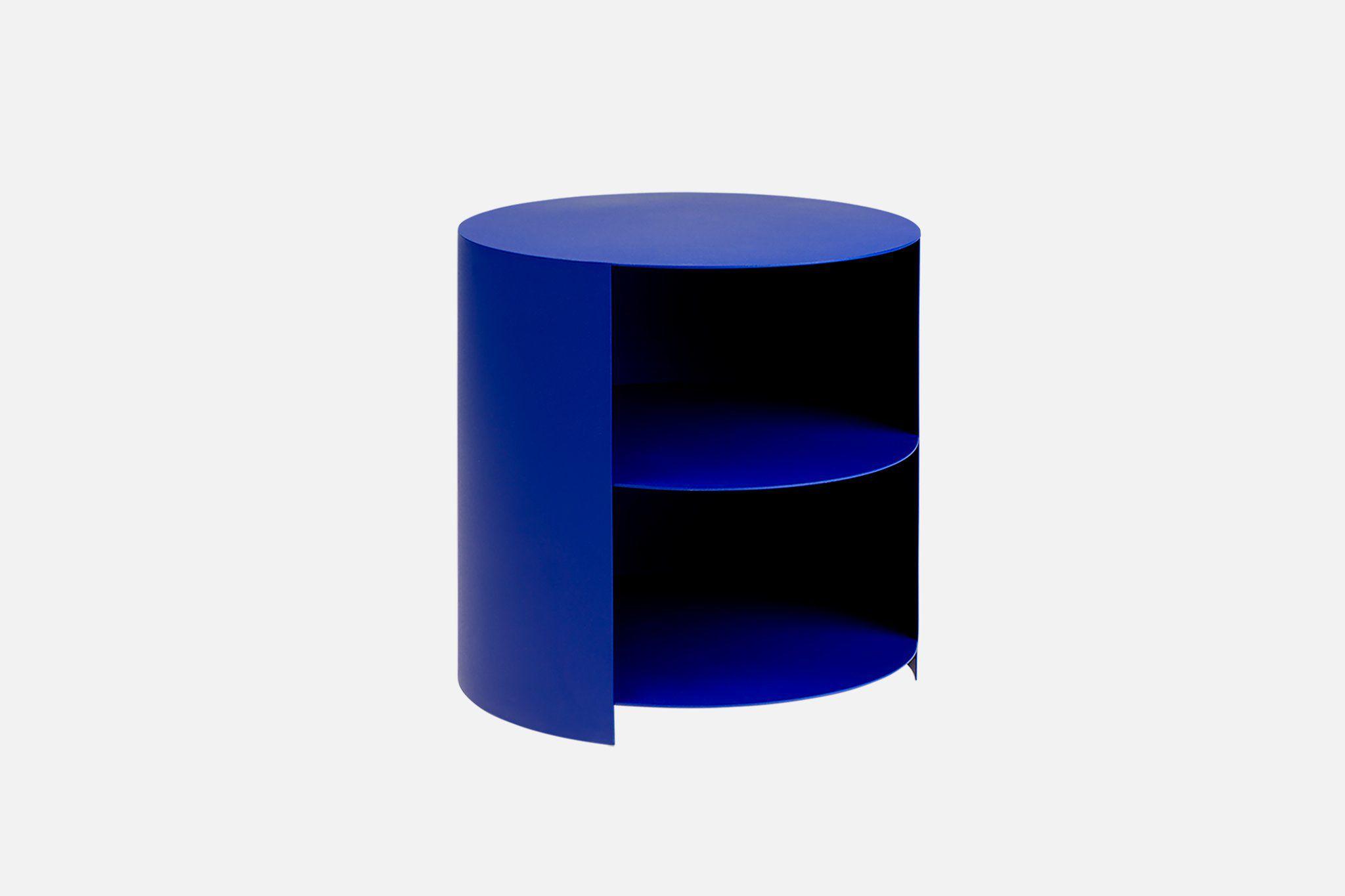 Hide Side Table by Karoline Fesser