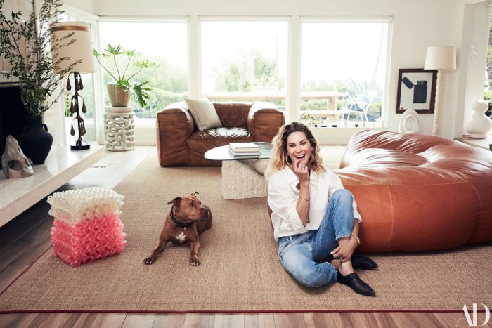Supermodel Erin Wasson's California Home Is Giving Us Very Real Décor Envy