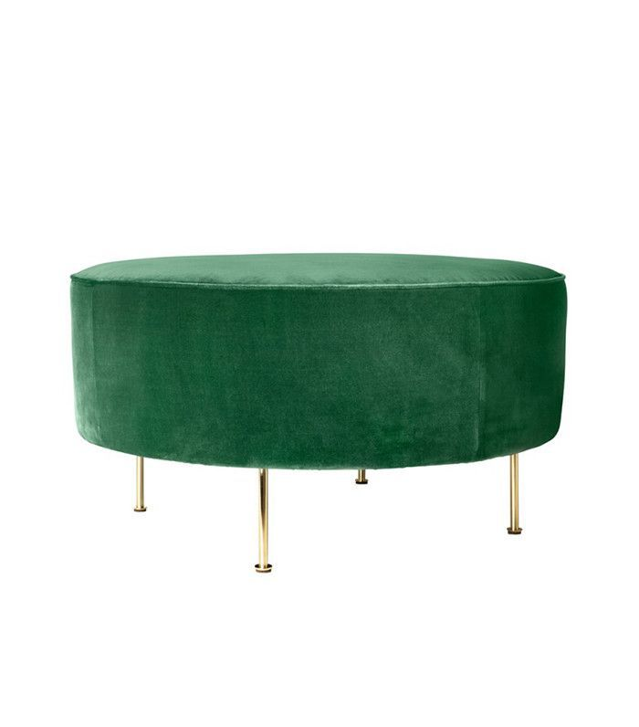 best velvet ottomans