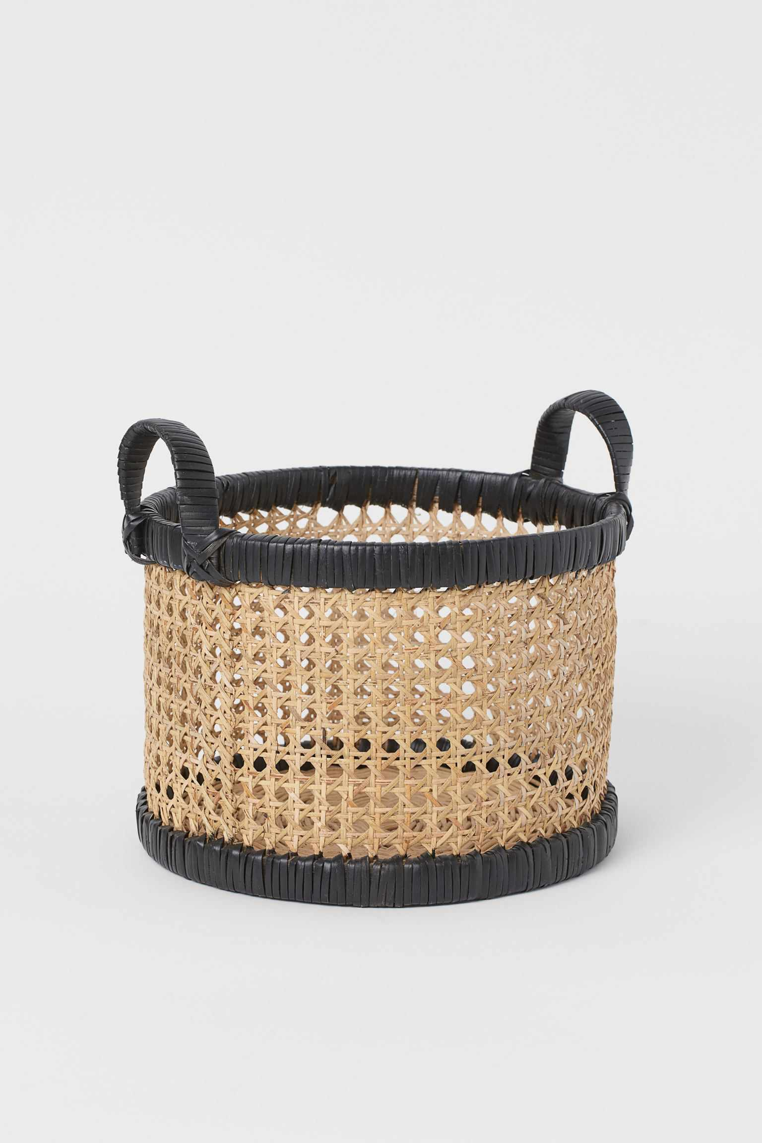 Small Rattan Basket