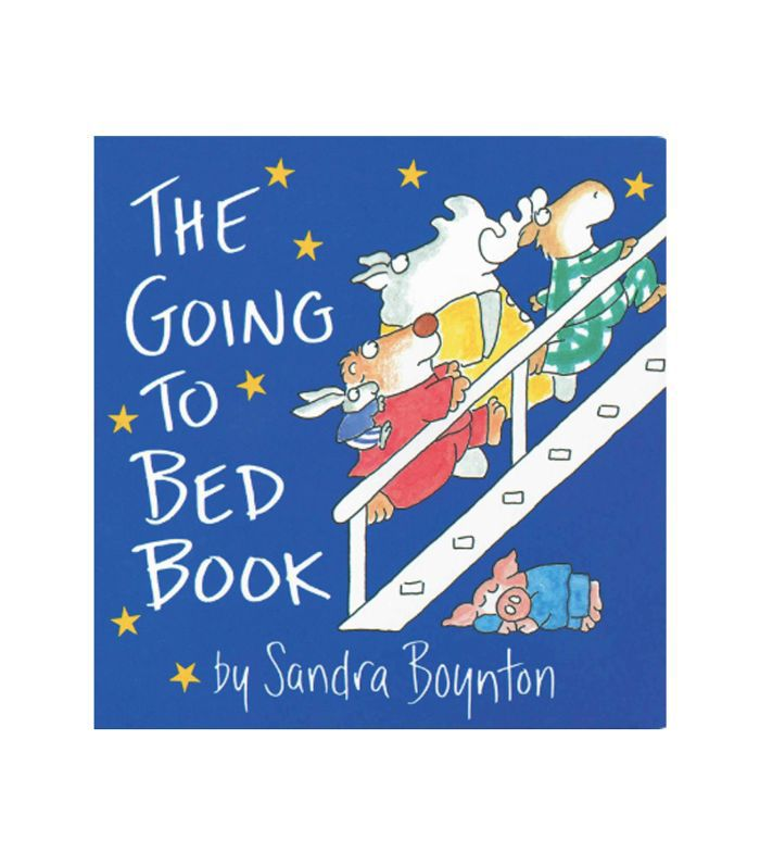 Sandra Boynton The Going to Bed Book