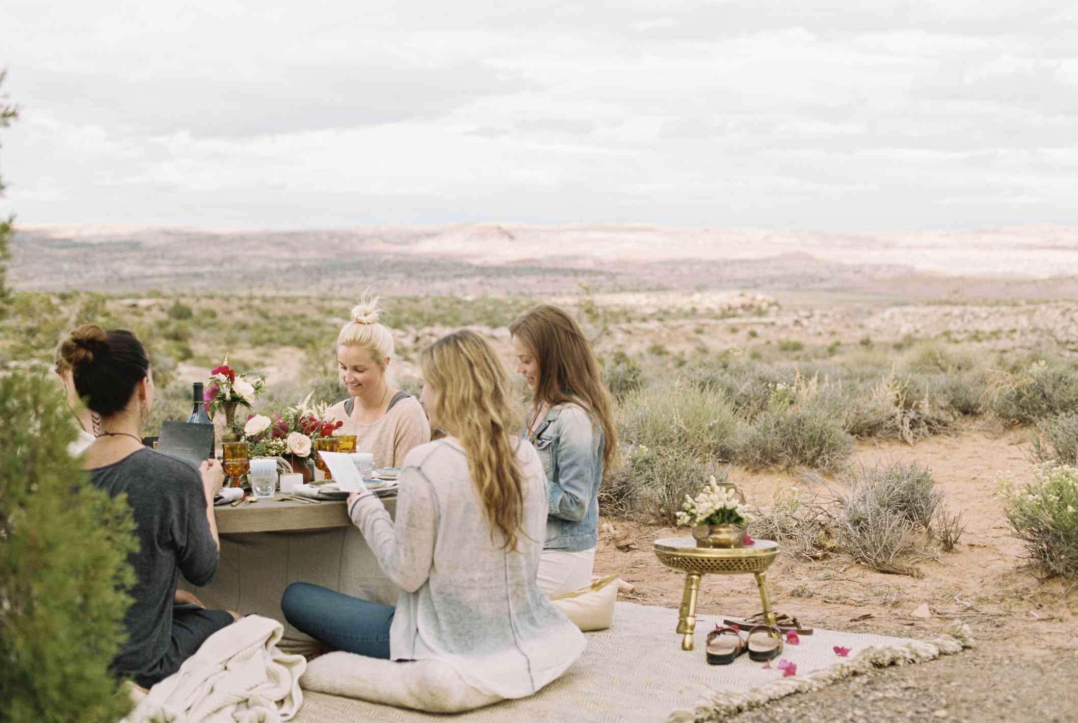 desert party