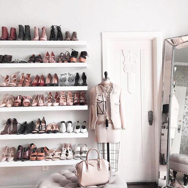 Minimalist Closets