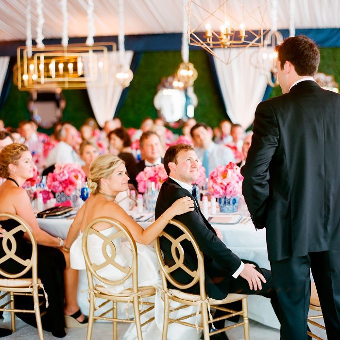 How To Write A Wedding Toast That Everyone Will Love