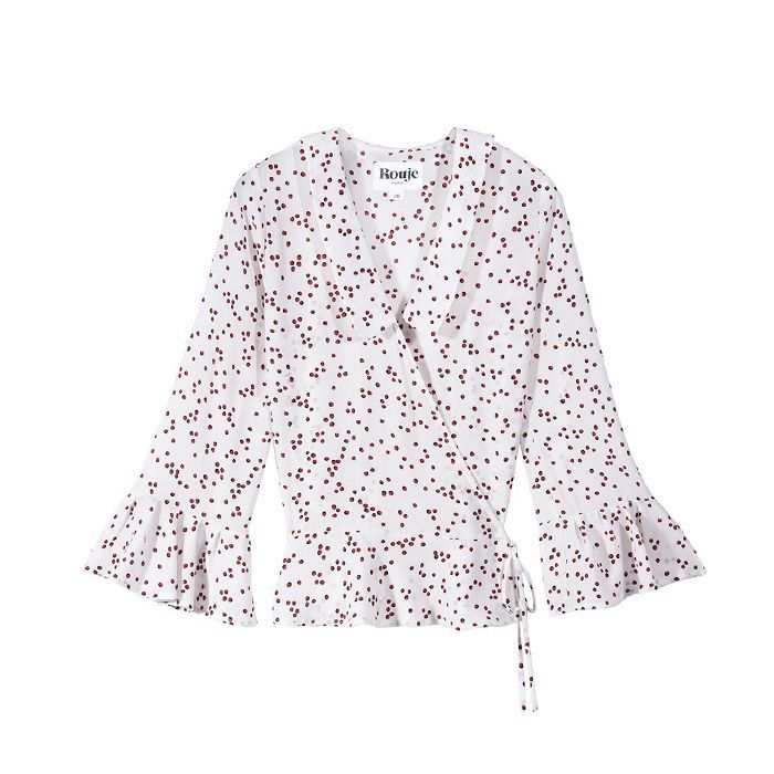 Rouje Yves Blouse