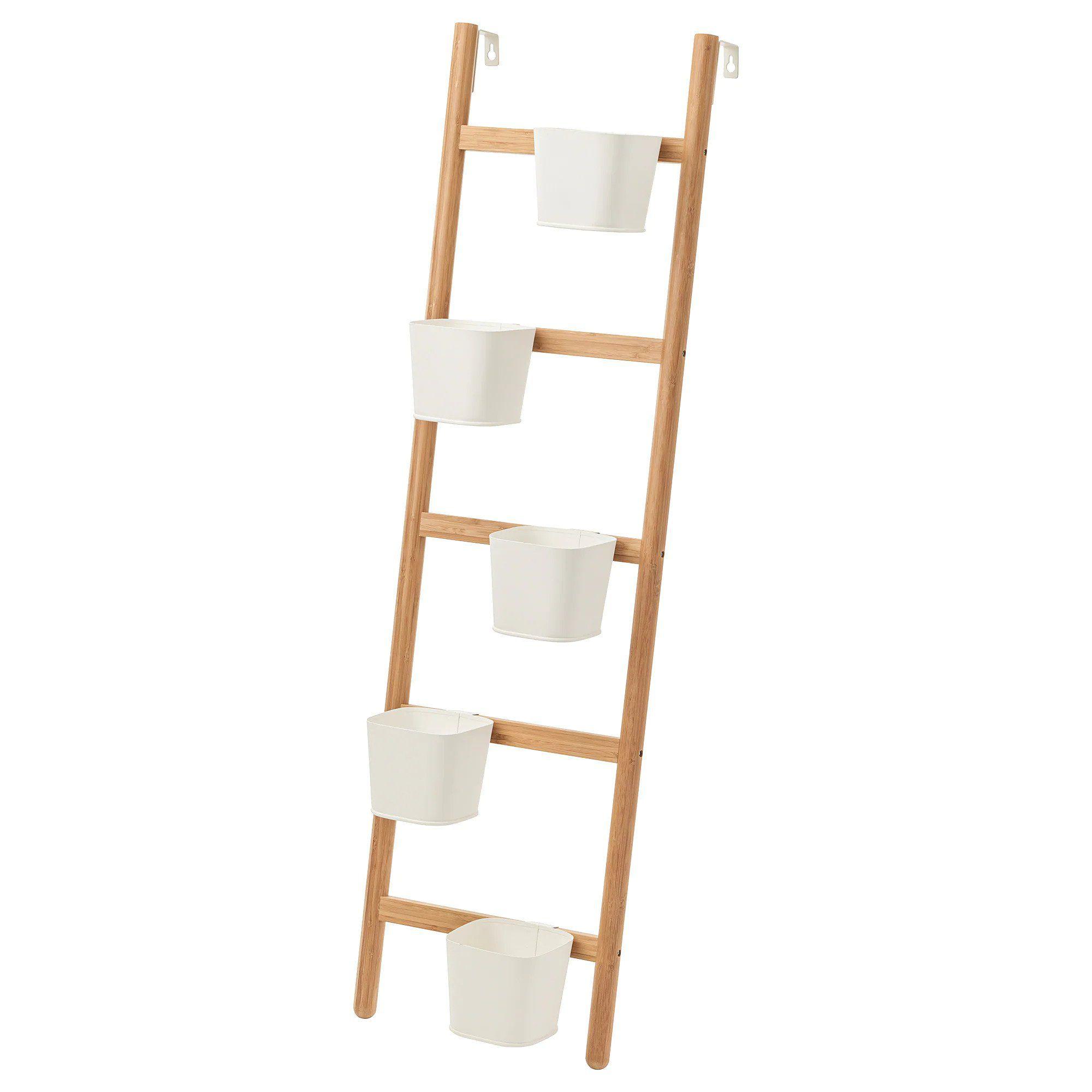 ikea plant ladder