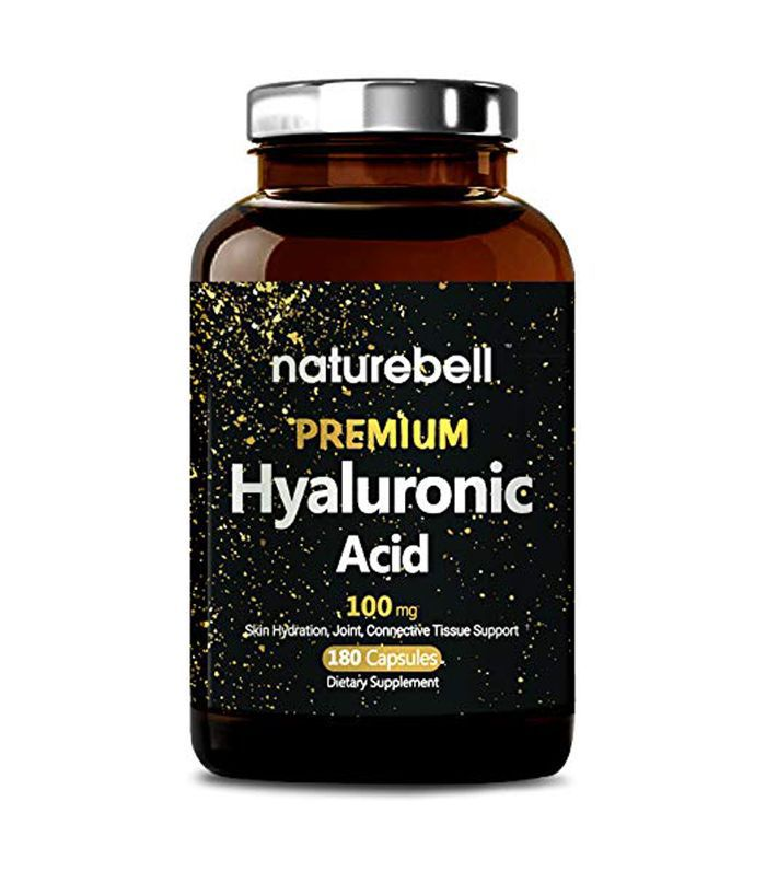 NatureBell Maximum Strength Hyaluronic Acid 100mg, 180 Capsules