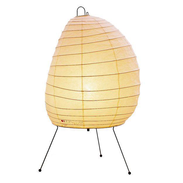 Akari Table Lamp Model 1N