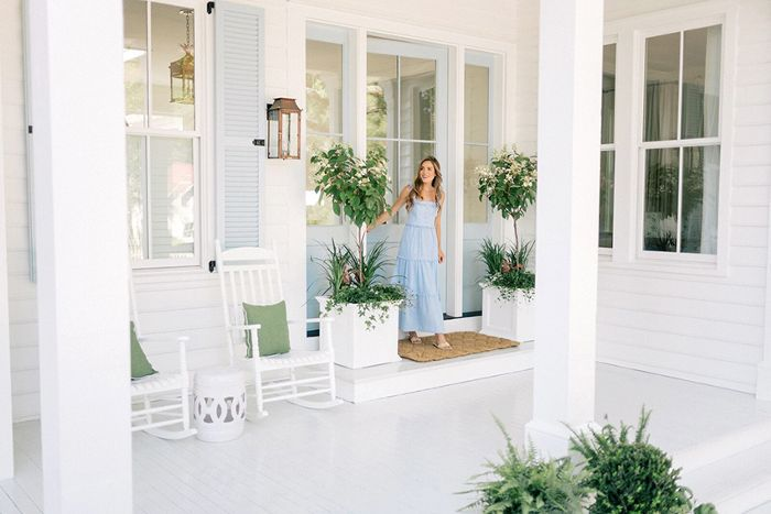 Southern Porch Ideas