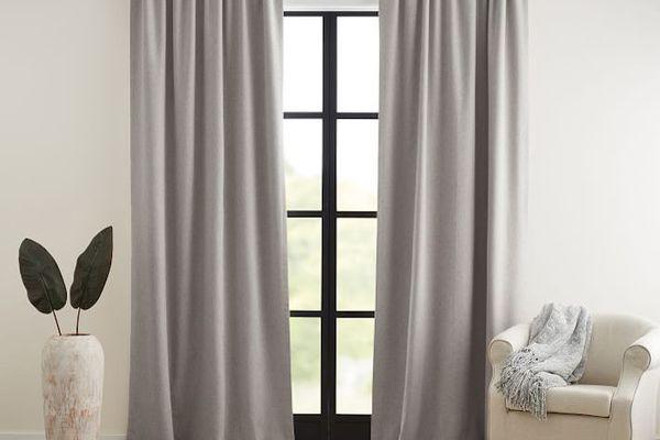 Peace & Quiet Noise-Reducing Blackout Curtain