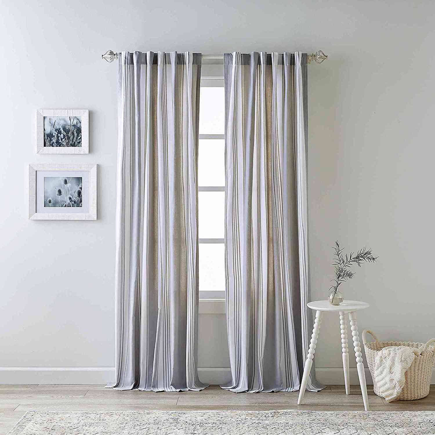 Bee & Willow Home Quincy Curtain Panel