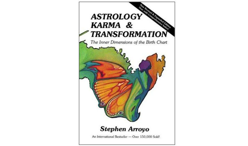 Astrology, Karma & Transformation: The Inner Dimensions of the Birth Chart Kindle Edition by Stephen Arroyo