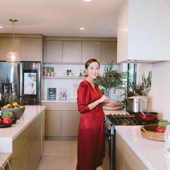 Chriselle Lim—Modern kitchen design