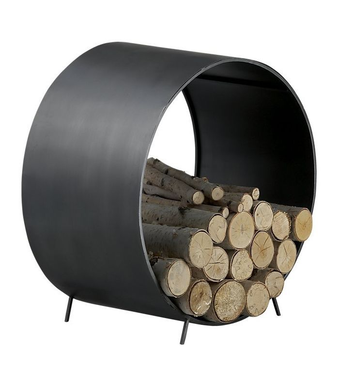 CB2 Chuck Log Holder