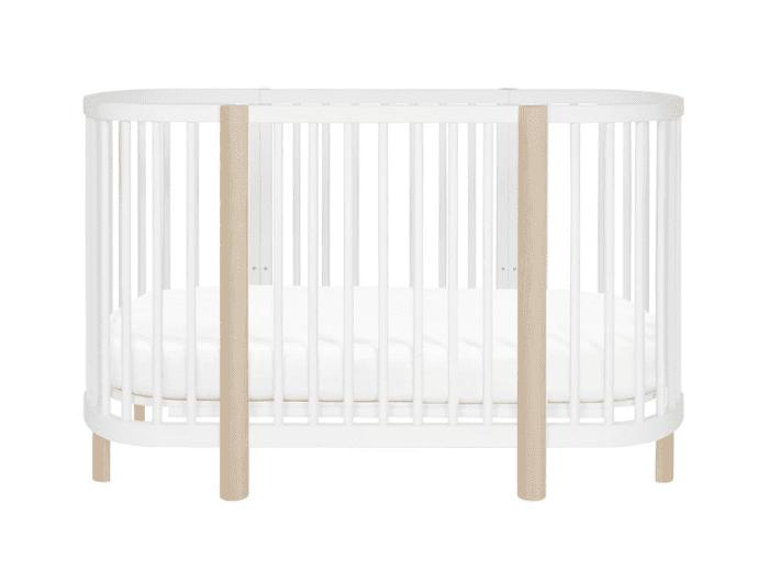 Baby Letto Hula Oval Crib
