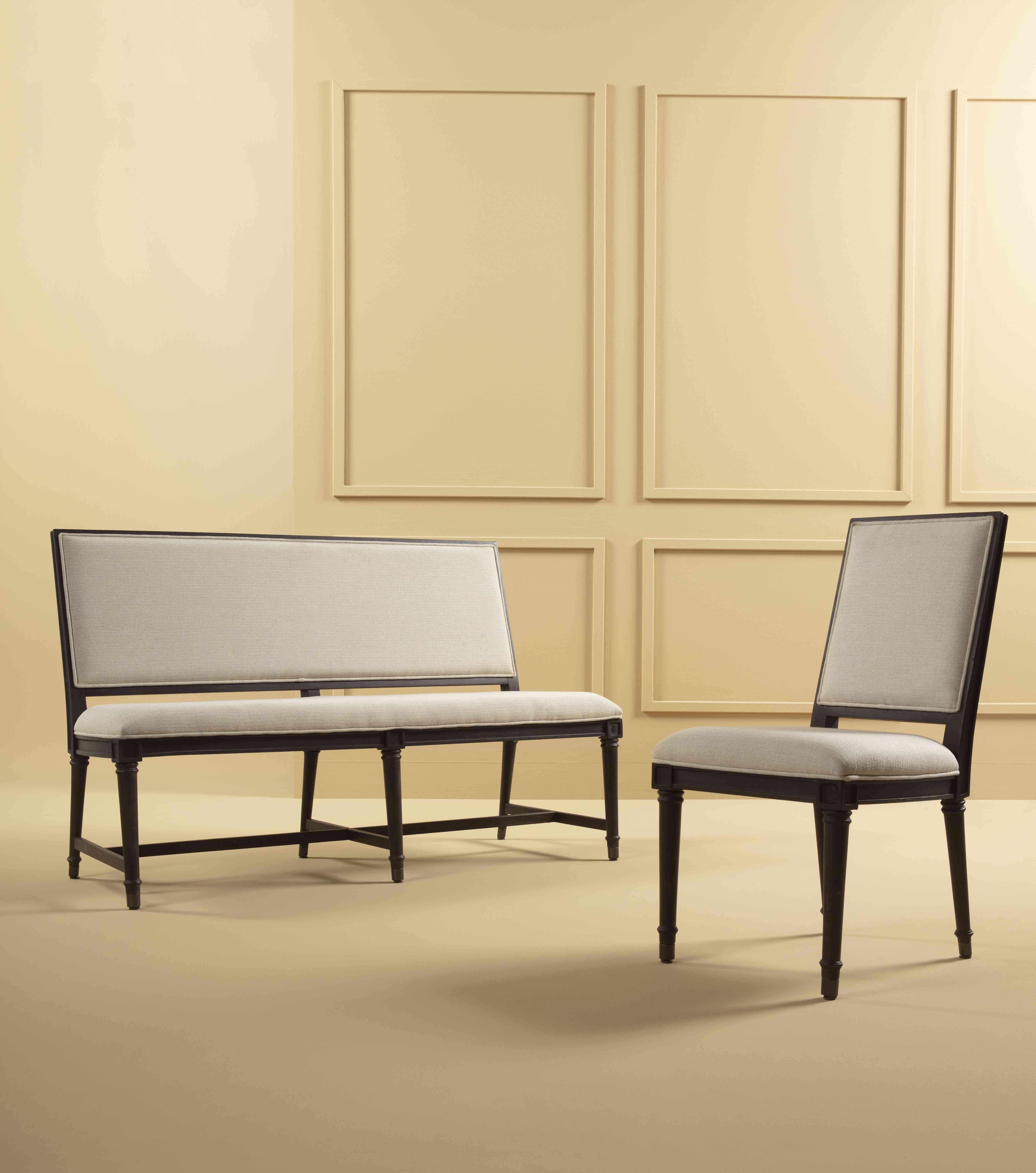 galerie dining bench