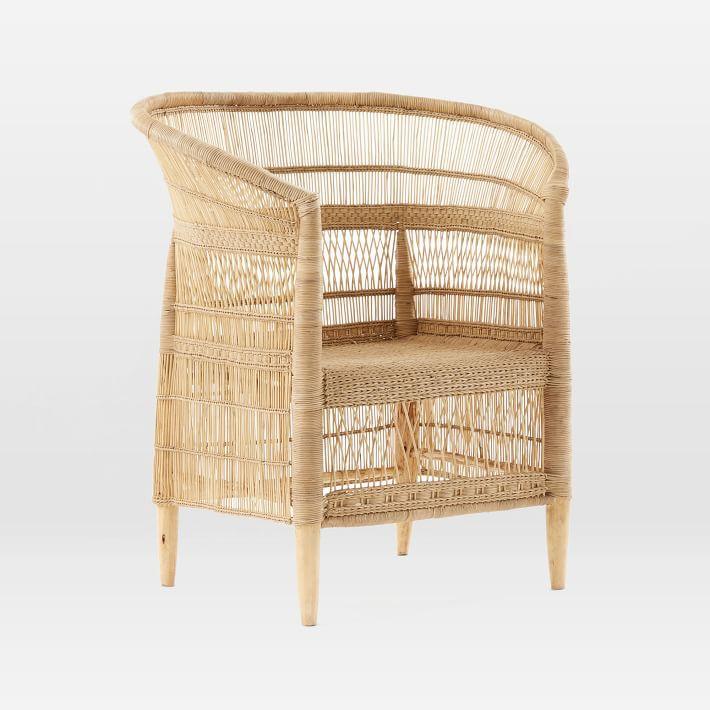 Cain Chair Natural