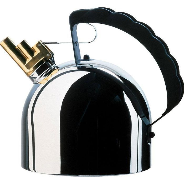 Kettle with steel bottom 2L
