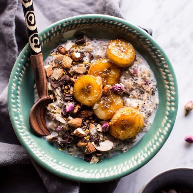 This Is How to Make Oatmeal You Actually Want to Eat