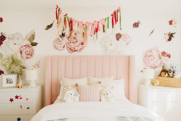 Chriselle Lim—Girl's bedroom ideas