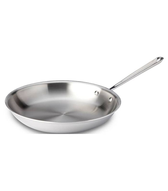 All-Clad Stainless Steel Fry Pan