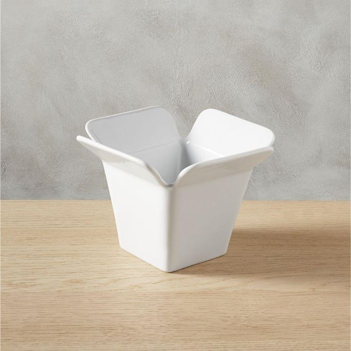 CB2 take out serving bowl