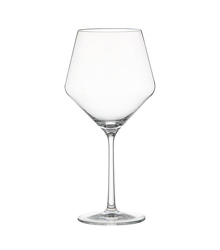Tour Red Wine Glass from Crate and Barrel